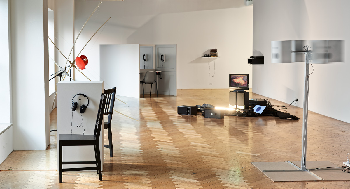 Easy Listening, Installation View